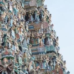 The visual artist Mario D'Souza to discover Gopuram